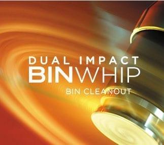 Dual Impact BinWhip CO2 Blasting System Product Photo