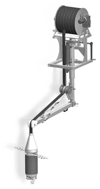 Dual Impact Binwhip Assembly