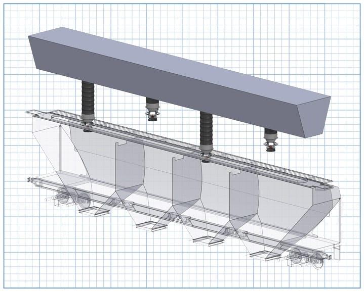 Railspreader Custom Rendering