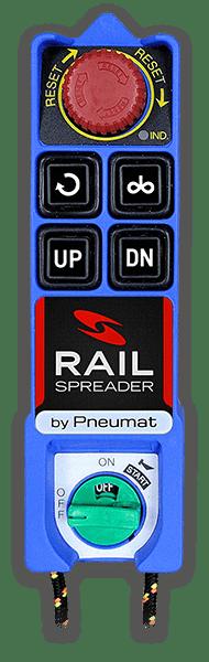 Railspreader Wireless Controller