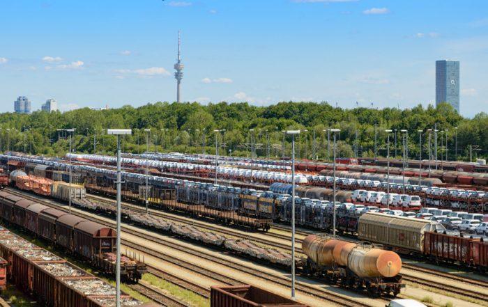 Rail Car Loading Equipment